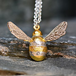 Large 'Bee' Pendant