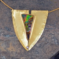 ''Shield'' Pendant